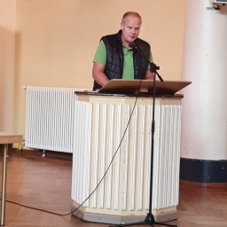 Stellv. Wegewart Björn Wiedemann