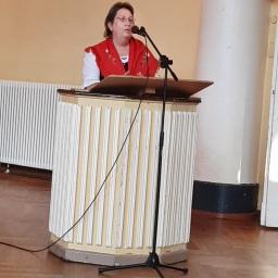Heimatgruppenleiterin Dr. Nicole Fröhlich