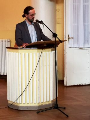 Pastor Kahle