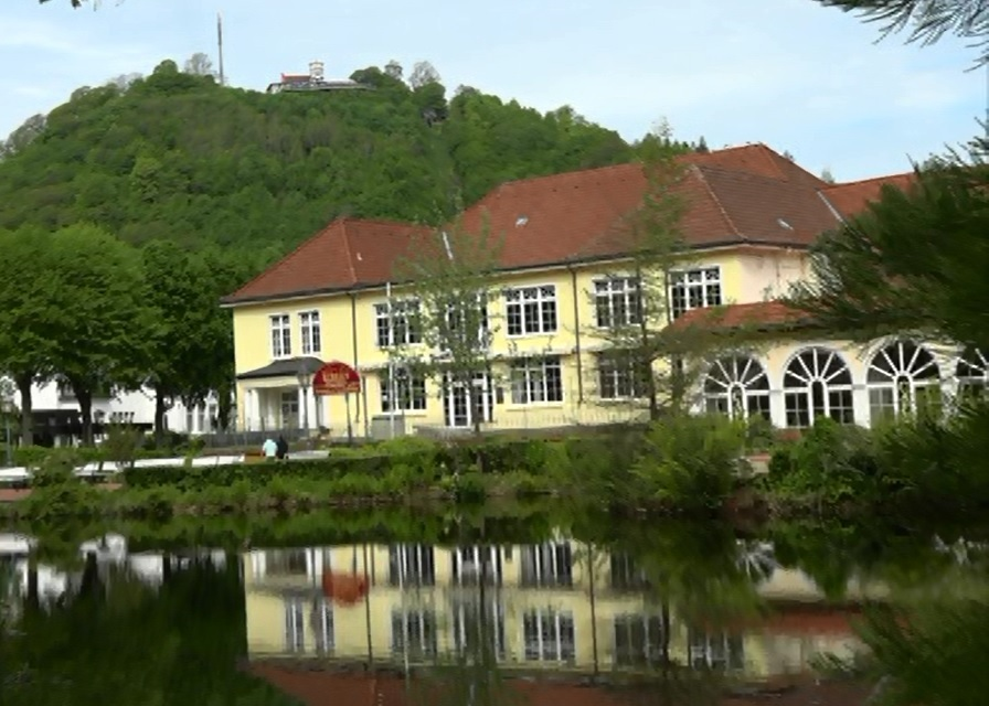 Kurpark-Kurhaus